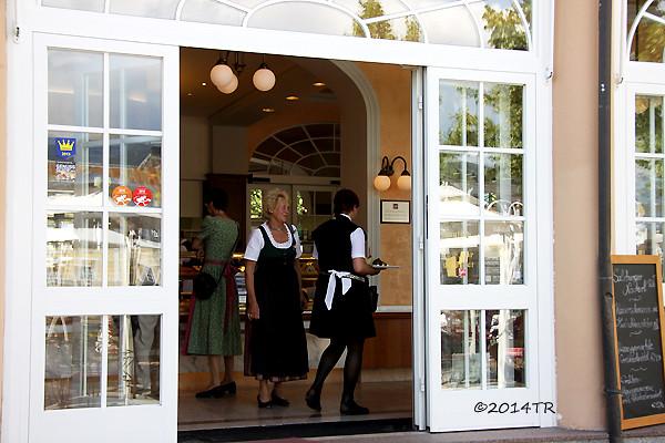 Kaffeewerkstatt-St. Wolfgang、Café Zauner-Bad Ishl-20140628