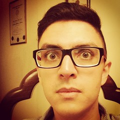 Pasó la Muni. #selfie #cortedecabello #haircut #haircutday #guyswithglasses
