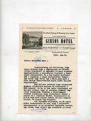 072. Habsburg Ottó levele Bakách-Bessenyey György részére a magyarországi helyzetről