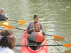 Young Alumni Paddle Tour - August 16, 2014
