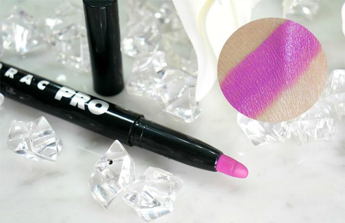 violet lipstick lorac