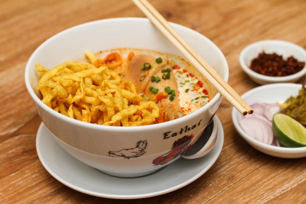 vwin备用Eathai:Kaow Soi Kai