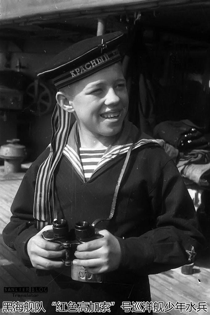 伟大卫国战争中的儿童84