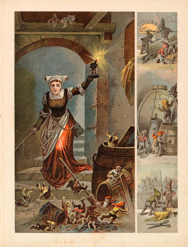 005-Los Elfos-Aardige sprookjes- Nationale bibliotheek van Neederland