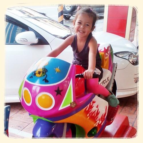 Nice Ride! #taiwan #nantou #smile
