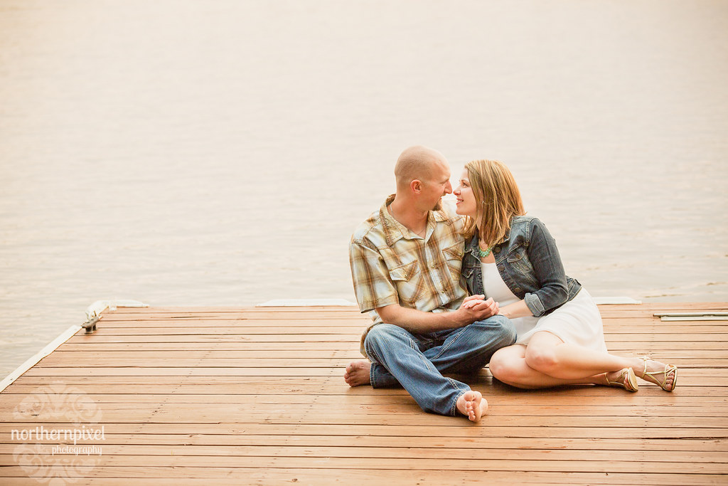 Kim & Charlie's Engagement Session