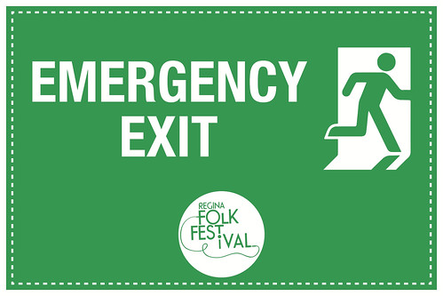 14M - Emerg Exit RIGHT