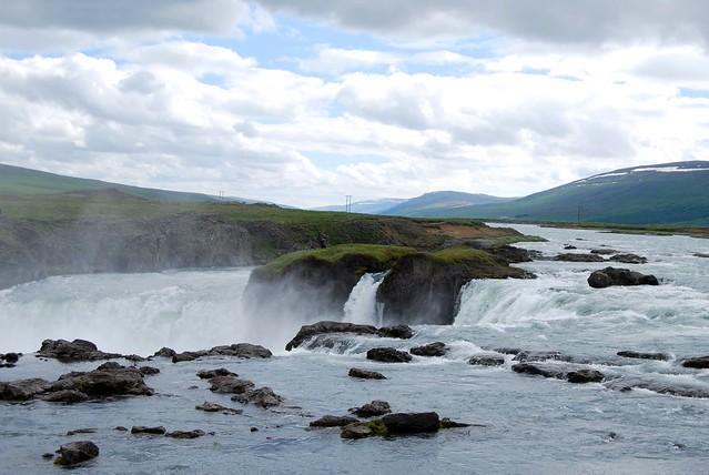 Goðafoss Waterfall, Iceland