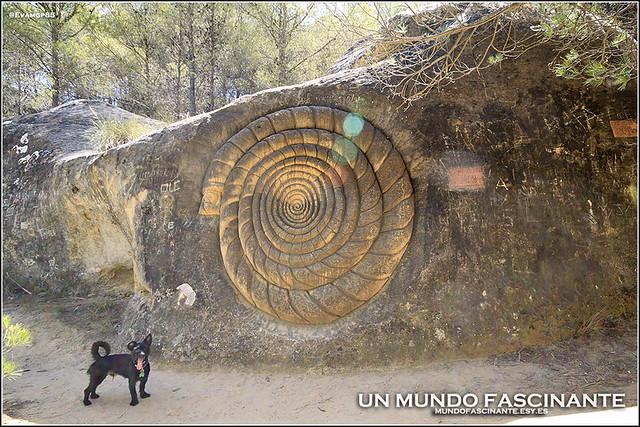 La Espiral del Brujo (y mi perro)