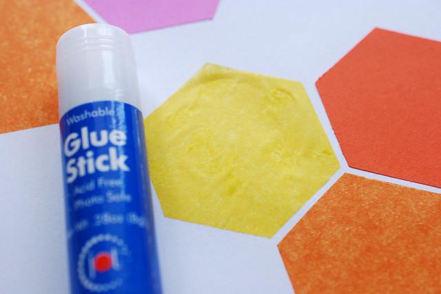 Wrinkle-Free Glue Stick