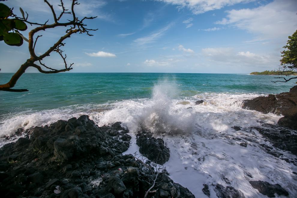 Aguas de color turquesa son la constante en los cientos de islas que ofrece Panamá a los miles de turistas que la visitan cada año. (Tetsu Espósito)