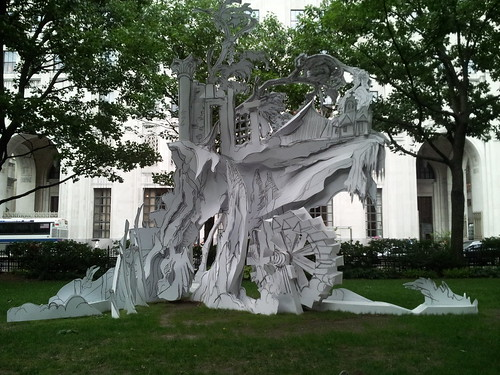Madison Square Park Art Installation