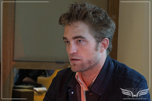 The Establishing Shot: ROBERT PATTINSON TALKS THE ROVER IN LONDON