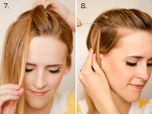 Hướng dẫn các cách tết tóc ĐẸP mà đơn giản 34