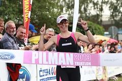 ČP v dlouhém triatlonu pokračuje ve Žďáru, je tu Pilman