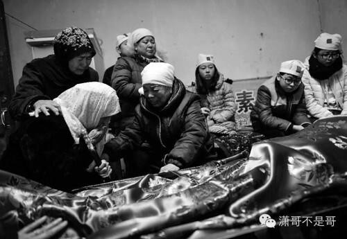一个穆斯林的葬礼