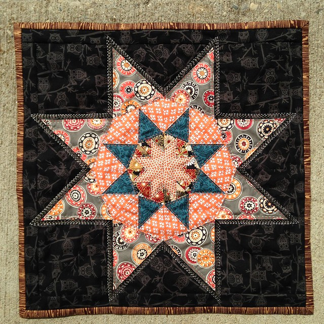 Alison's Star Quilt