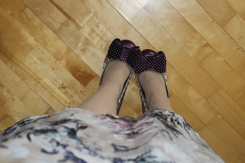 Irregular Choice Kim Bow