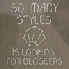 SMS is looking for Bloggers!