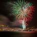 Feuerwerk Cala Radjada