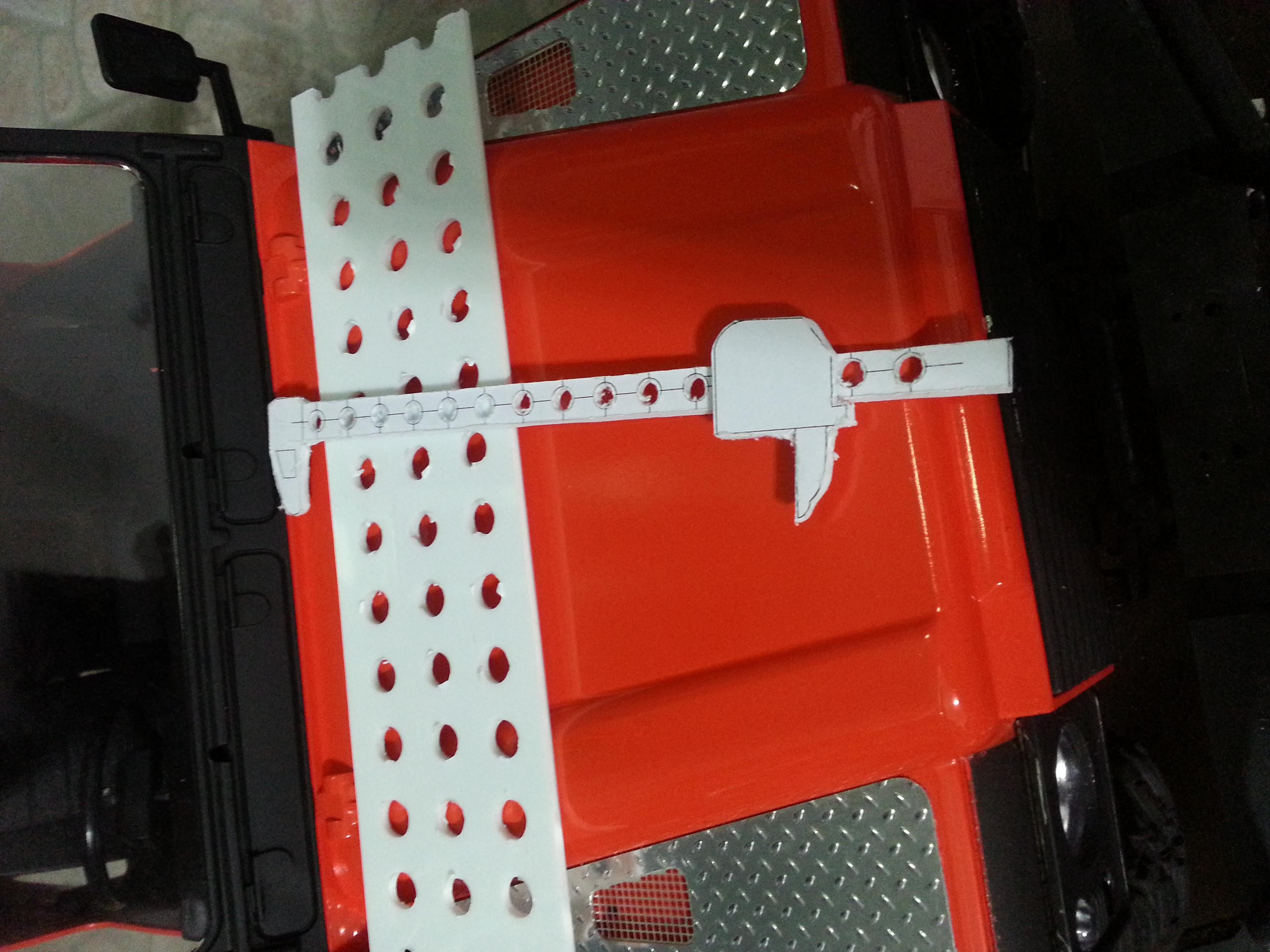rover - Babyboy's 2nd Land Rover Defender D90 14981306332_585d94bc47_o