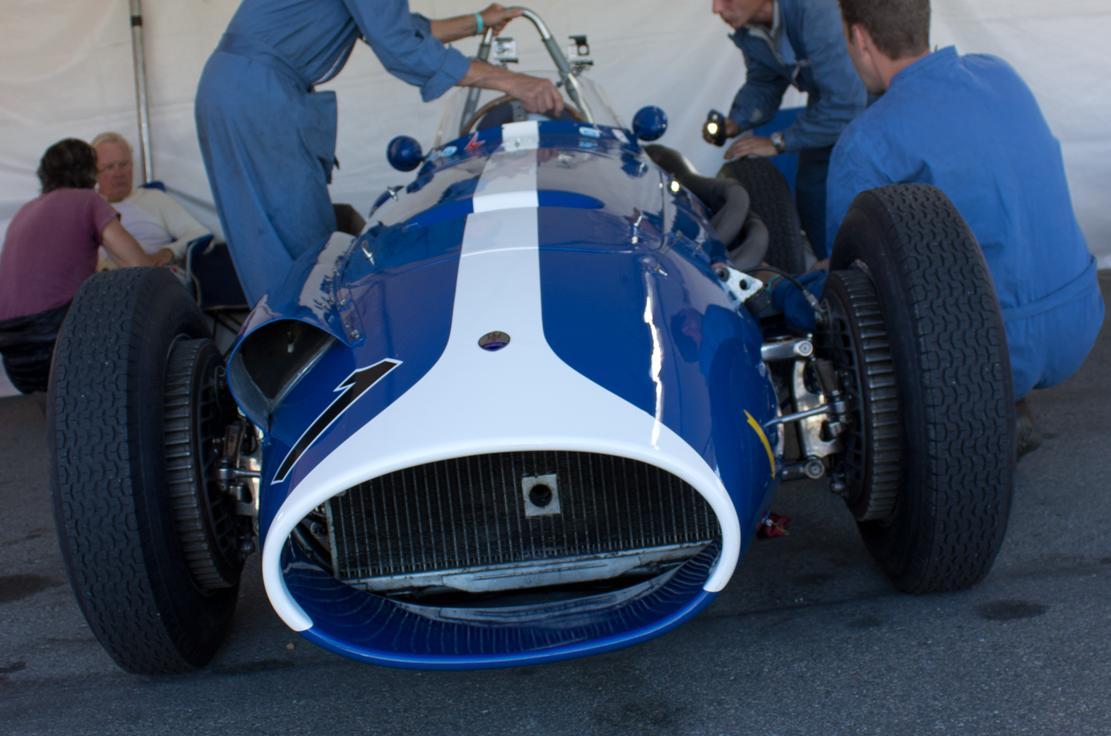 1958 Maserati 250F (2)
