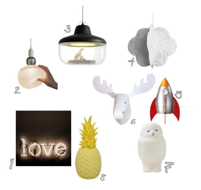Paul&Paula blog: children's room lighting ideas