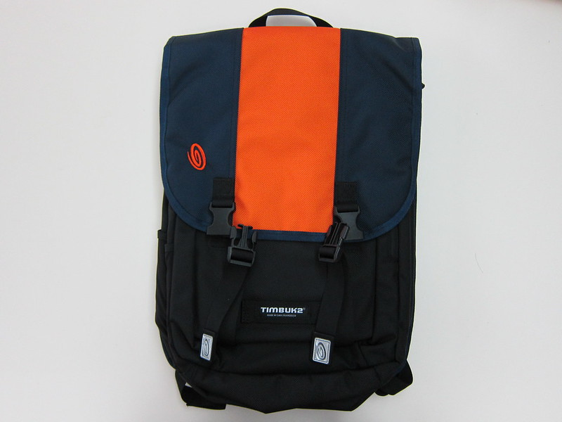 Timbuk2 Custom Swig Laptop Backpack - Front