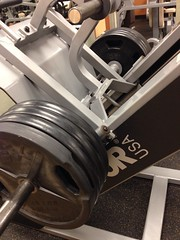 360lbs. I'm coming for you 400!