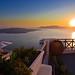 Santorini by cidd