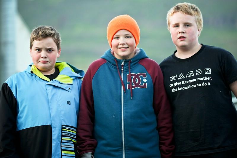 Kids of Akureyri