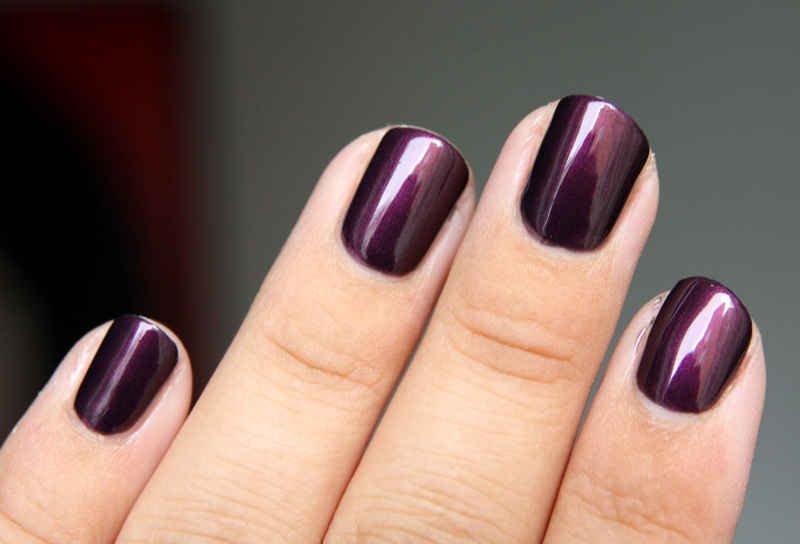 IsaDora Purple prune1
