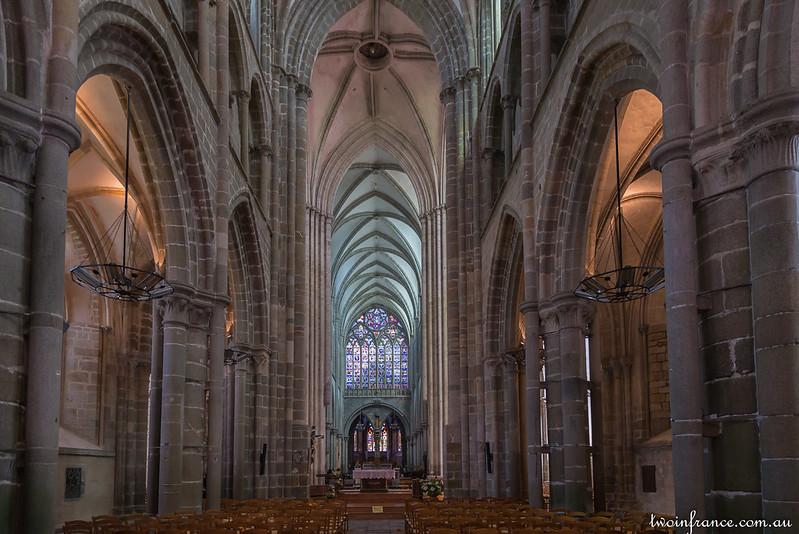 Cathédrale Saint-Samson Dol-de-Bretagne