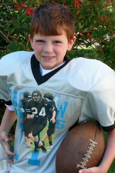 Ben Panther Football