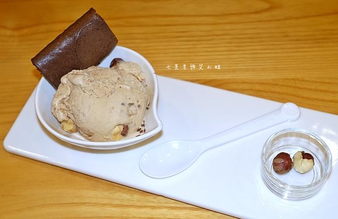 17 Coldstone 夢時代 輕食 榛果冰淇淋