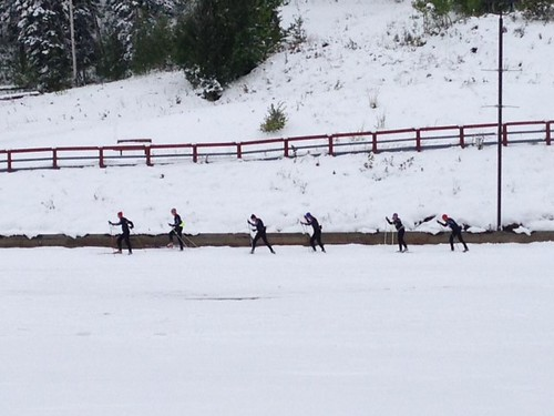 Canmore Nordic Centre Sept. '14
