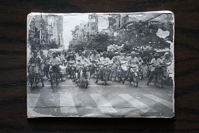 Photo Transfers onto Foil-4