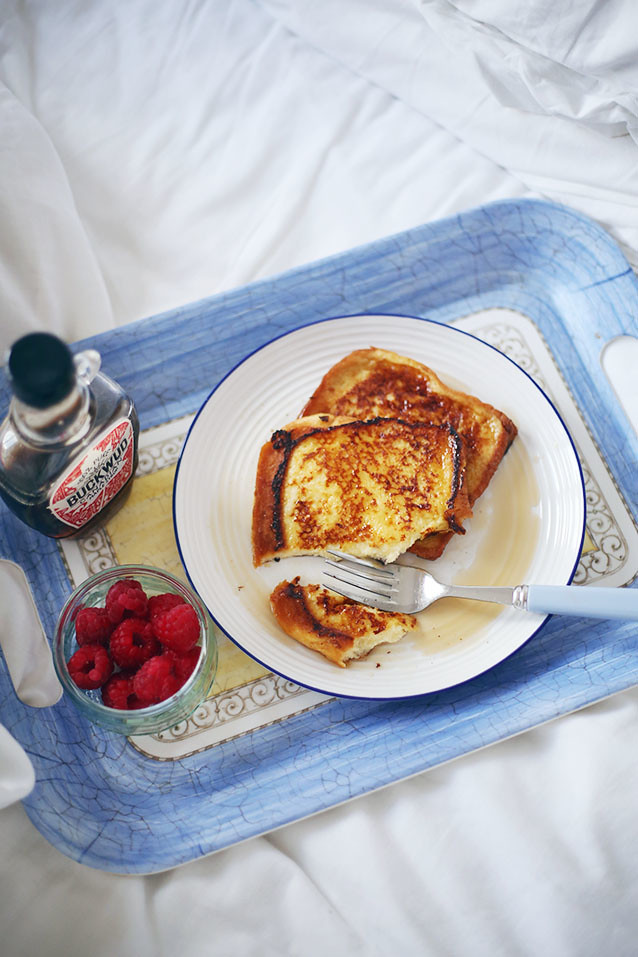 French Toast Recipe What Olivia Did
