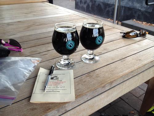 Fini, Ninkasi Brewing, Eugene Oregon