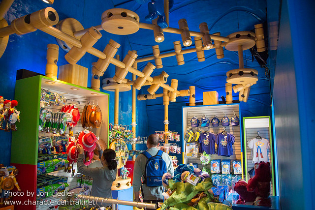DLP Aug 2014 - Wandering through Toy Story Playland