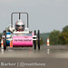 The Pink Panther from Bedford Modern School / Greenpower Eastern Regional Heat 2014 at Bedford Autodrome