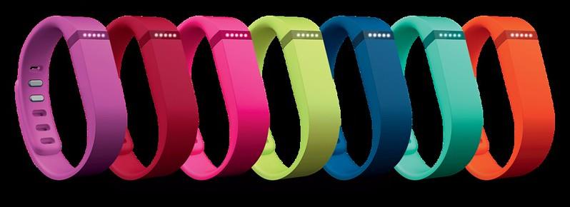 Fitbit Flex - Colors