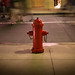 Lonely Hydrant