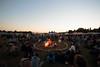 End of the Road festival 2014, bonfire