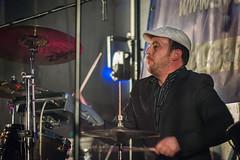 Duraid Alkazraji - One Step Behind, Drums