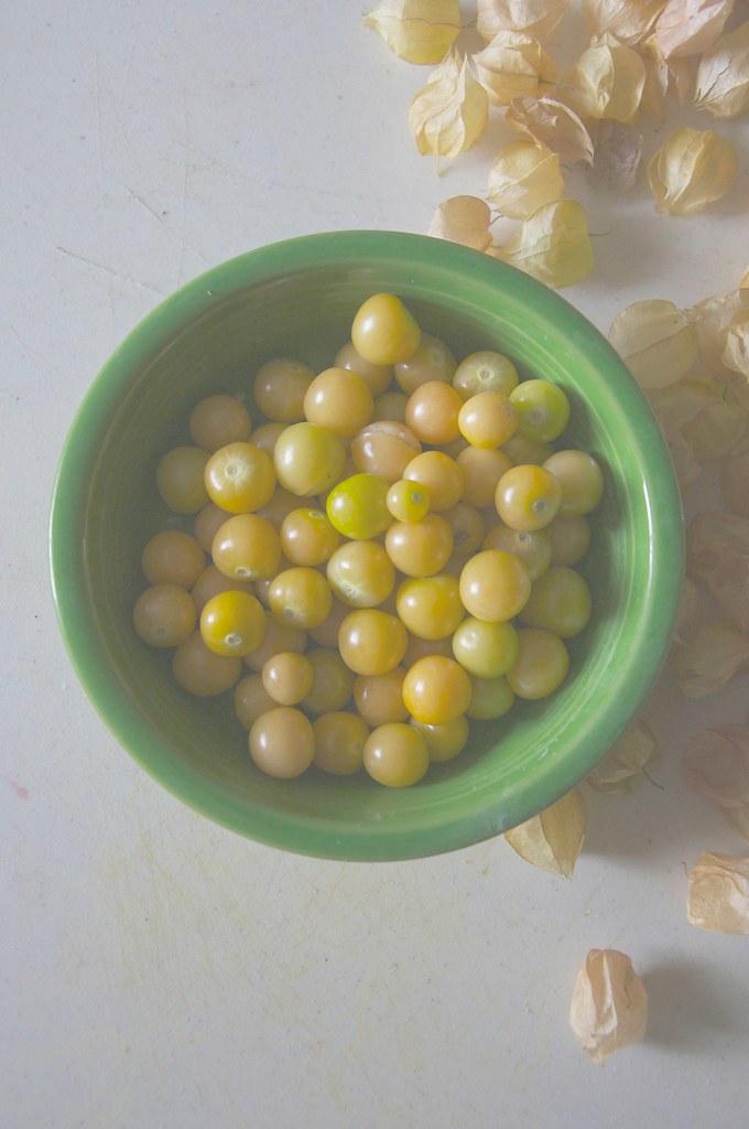 how to eat ground cherries