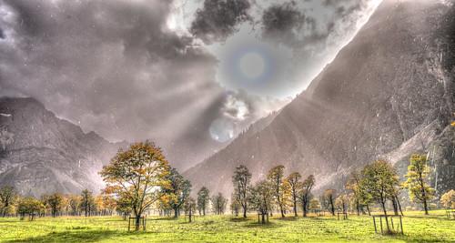 tirol österreich natur alpen landschaft regen österreich groserahormboden