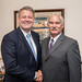Deputy Under Secretary Scuse meets with Austrian Minister Rupprechter