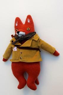 fall fashion fox