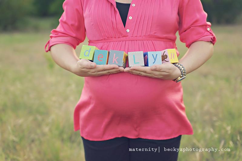 15140827972 9c954004e0 c Plano Maternity Photographer   Waiting for Deklyn